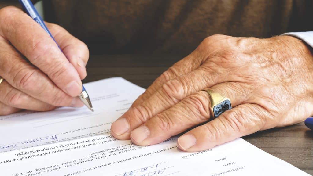 """The key to getting your prayers answered is to keep the Biblical """"contract."""