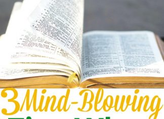 Totally Loved this tips on why God hasn't answered my prayer! They are SO AMAZING and mind-blowing!