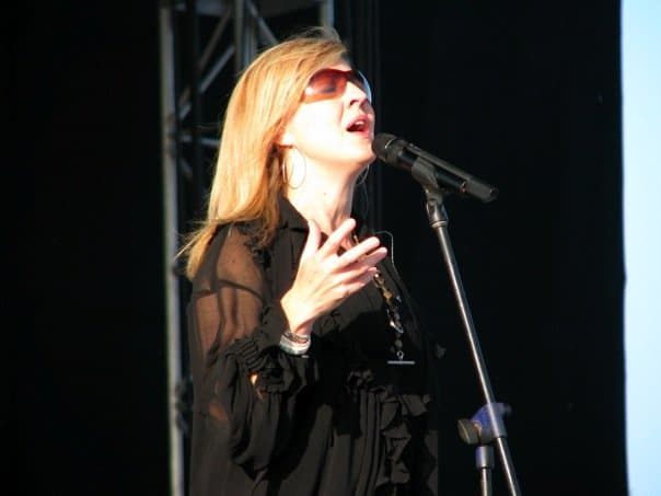 Darlene Zschech is a pastor in Australia and author of the many extremely beautiful Christian songs heard by millions worldwide