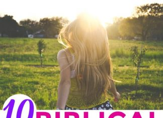 LOVED these Biblical womanhood lessons in these Bible studies for women! I'm SO glad I found this! These Bible studies for women are the BEST! WOW!