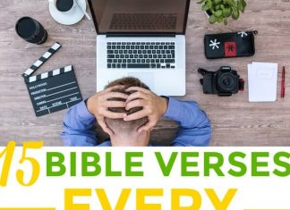 Totally LOVED these Bible verses for when I'm exhausted! Definitely pinning!
