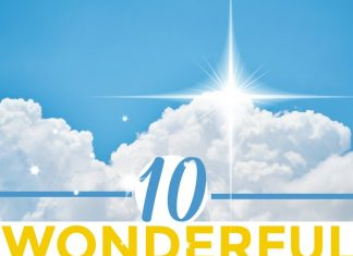 WOW! LOVED these 10 things about Heaven that BLEW MY MIND AWAY! Im SO glad I found this! I'm SO excited about Heaven! Thank you my beloved God!
