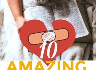 Healing Scriptures
