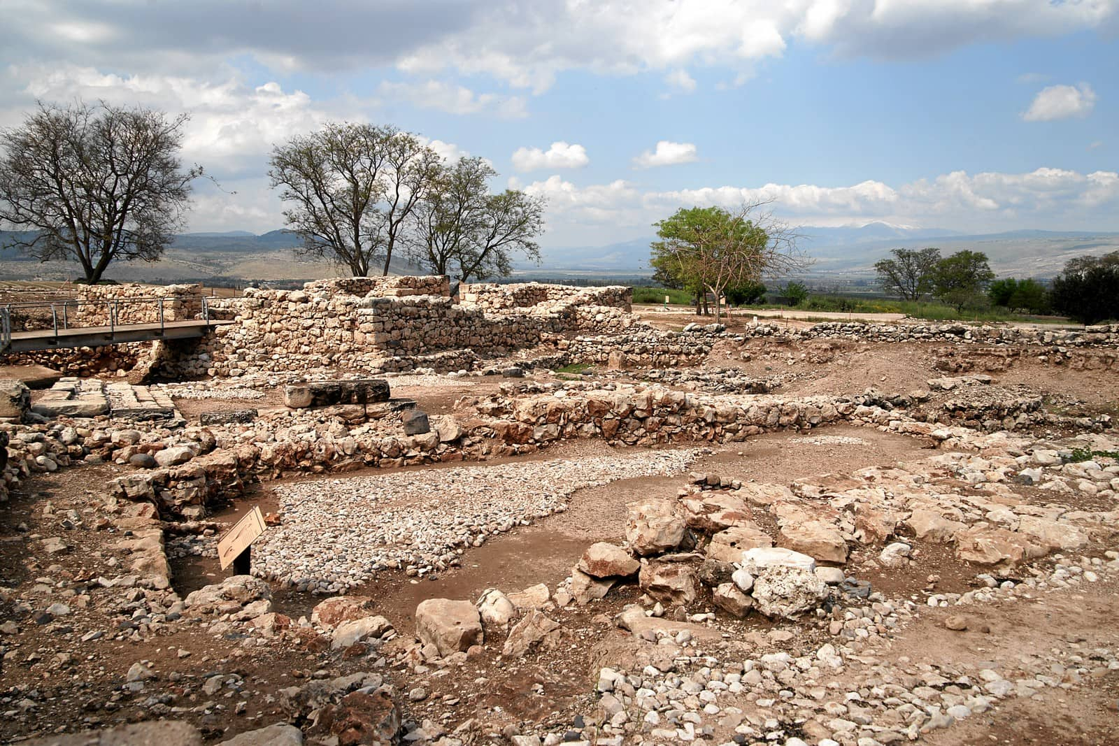 Archaeological discoveries that support the Bible